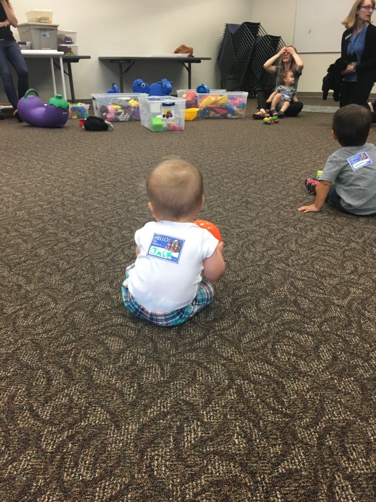 library play time