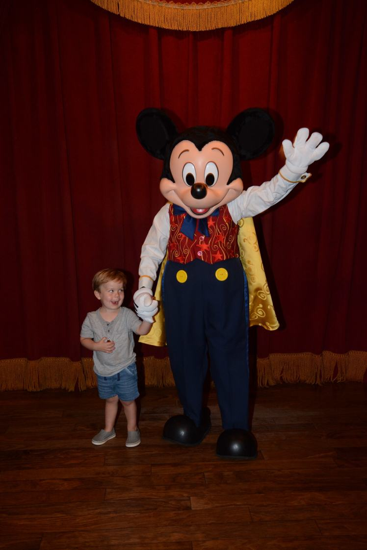 jack and mickey
